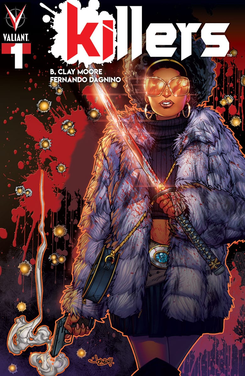 Interview: B. Clay Moore Takes Us Inside KILLERS #1