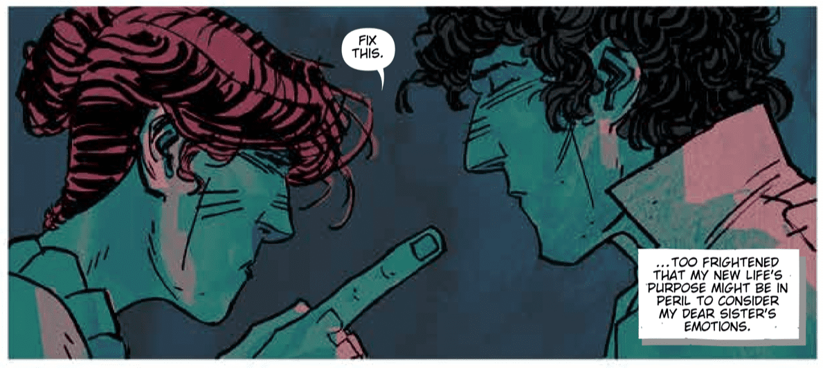 INTERVIEW: Adam Glass And Olivia Cuartero-Briggs Of MARY SHELLEY: MONSTER HUNTER
