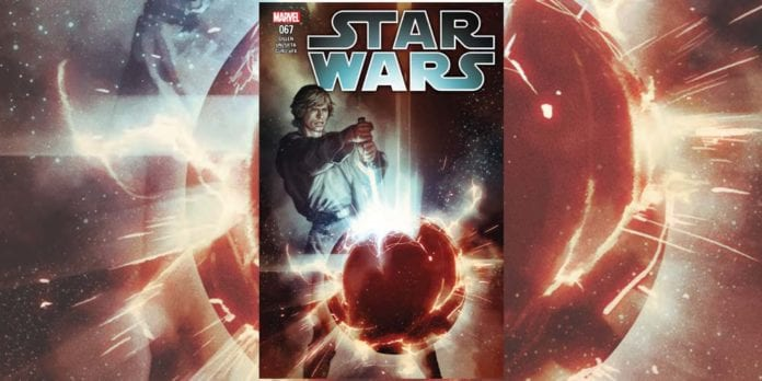 star wars 67 marvel comics exclusive preview kieron gillen final issue