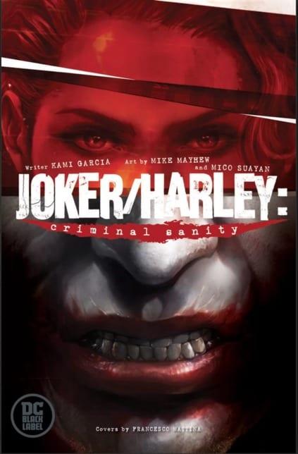 Joker/Harley DC Black Label