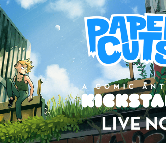Paper Cuts Anthology Review