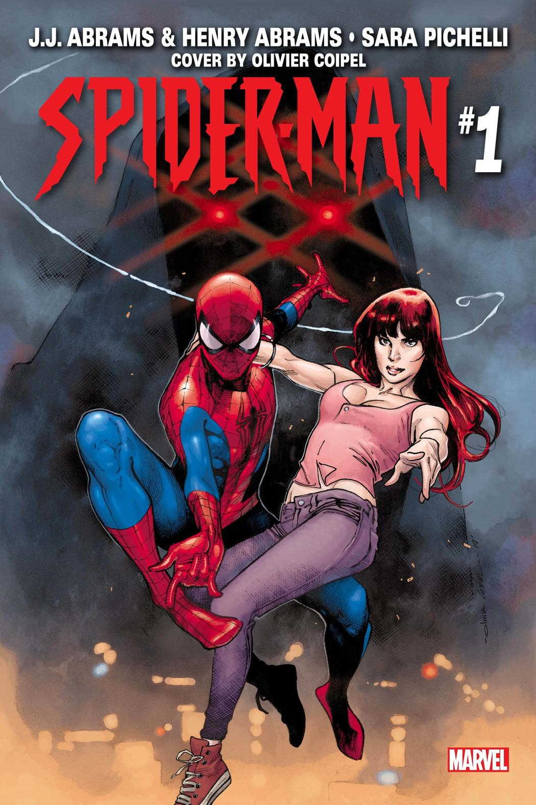 J.J. Abrams takes on Spider-Man