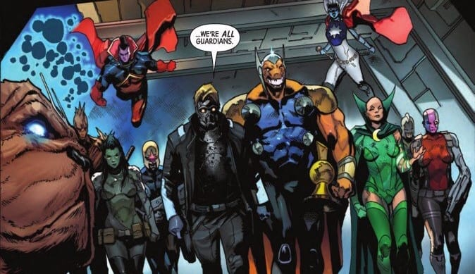 GUARDIANS OF THE GALAXY #6 - Dealing With Hype & Expectations 6