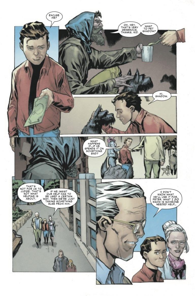 FRIENDLY NEIGHBORHOOD SPIDER-MAN #7 Begins New Arc 1