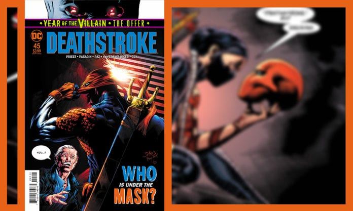 Exclusive DC Preview: DEATHSTROKE #45