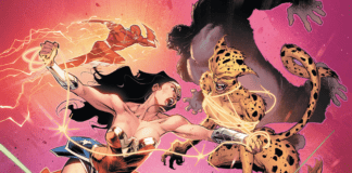 Justice League #25 Review