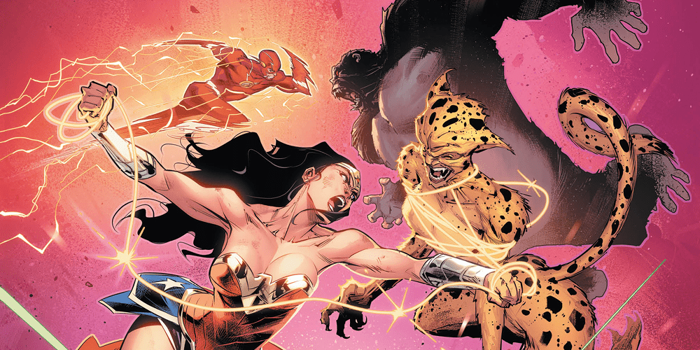 Review: JUSTICE LEAGUE #25 and One Punch Superman 1