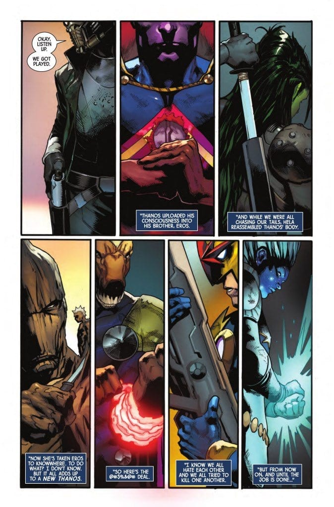 GUARDIANS OF THE GALAXY #6 - Dealing With Hype & Expectations 1