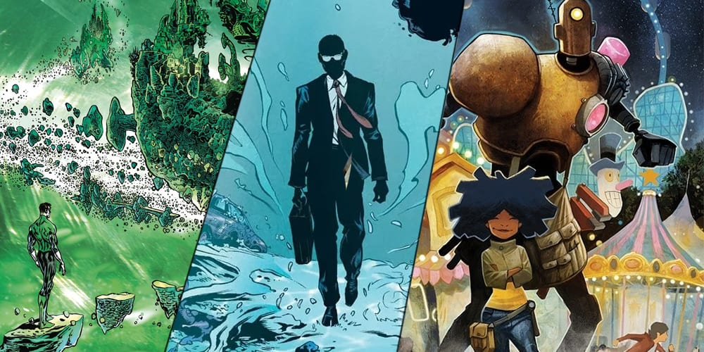 The 7 Best Comics Of 2019 (So Far): From Superheroes To Criminals