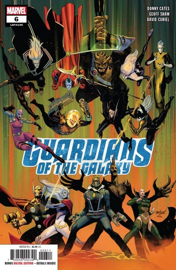 GUARDIANS OF THE GALAXY 6 CVR