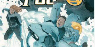 Fantastic Four #11 Cover