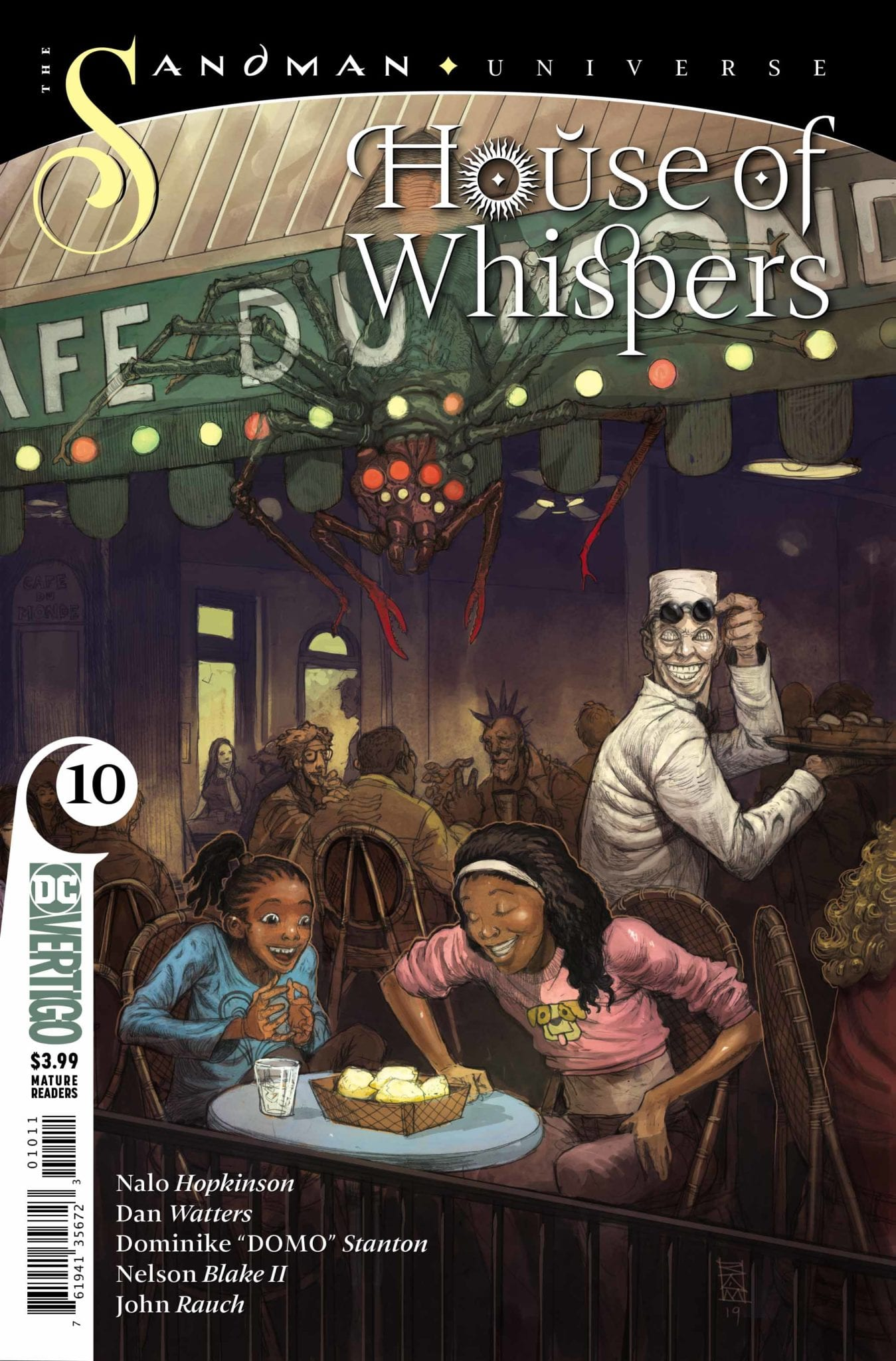 Exclusive Preview: HOUSE OF WHISPERS #10