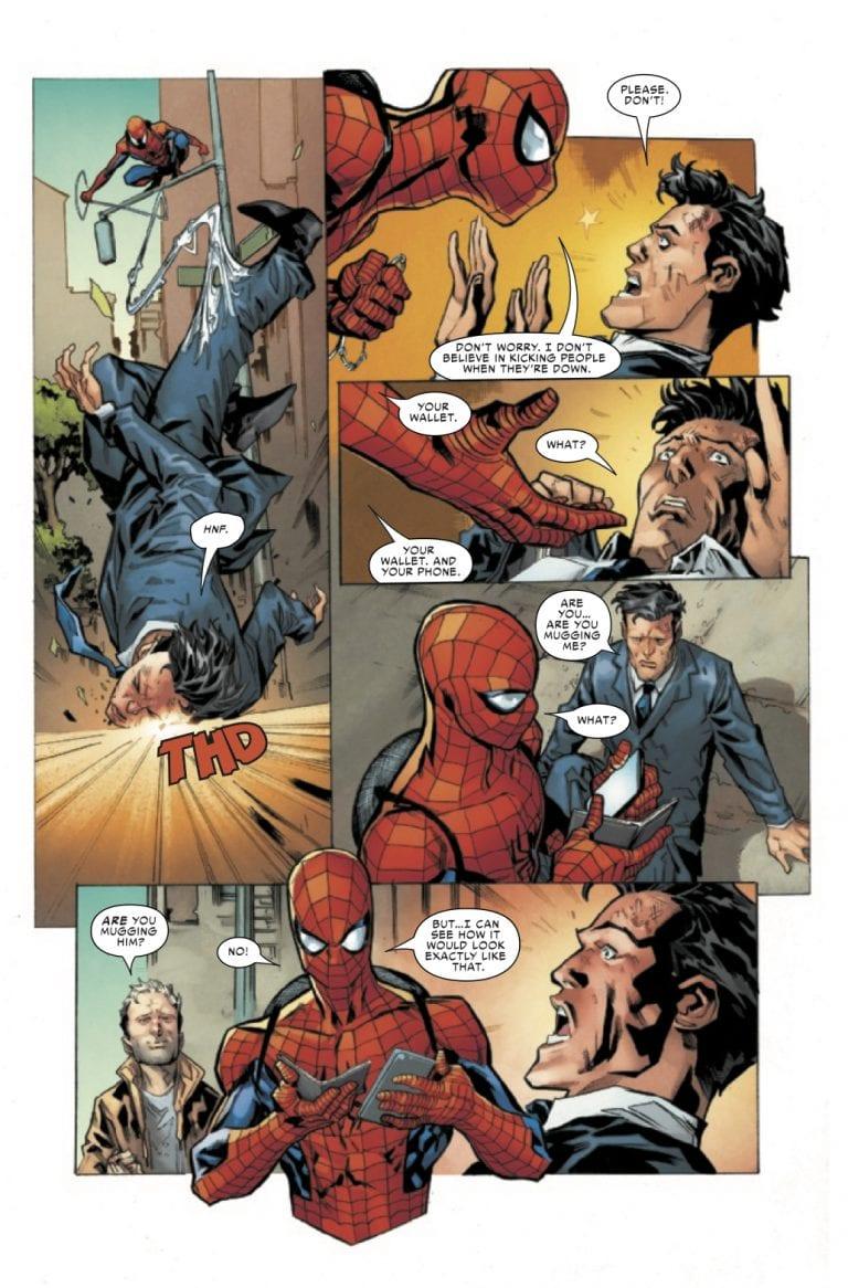FRIENDLY NEIGHBORHOOD SPIDER-MAN #7 Begins New Arc 2