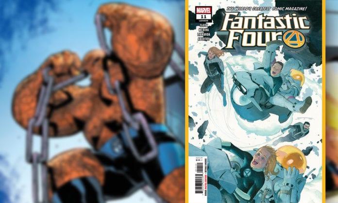 Marvel Comics Exclusive Preview: FANTASTIC FOUR #11 2