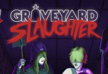 Graveyard Slaughter #1 Review