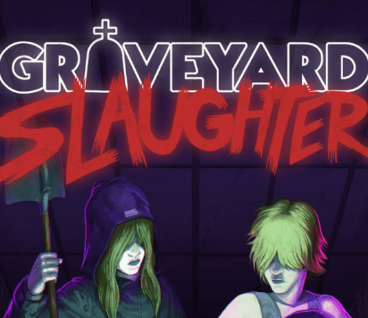 Graveyard Slaughter #1 Review