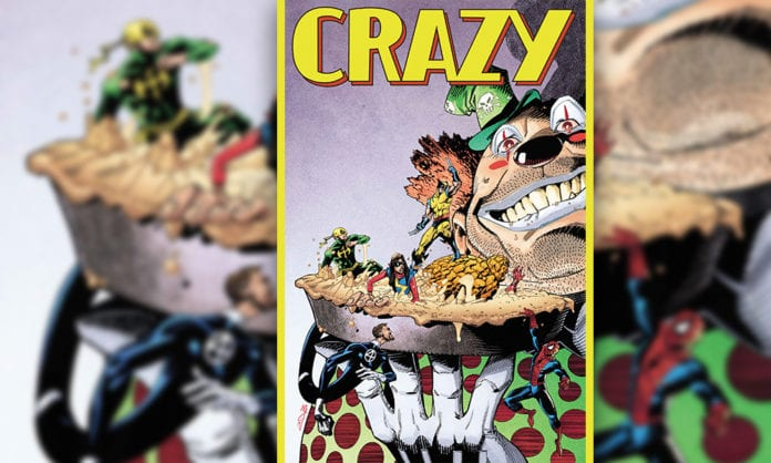 Exclusive: Marvel Comics Goes CRAZY In September 2