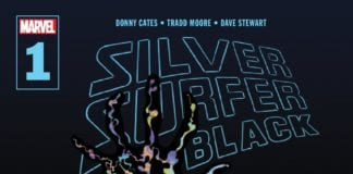 Go On A Far-Out Adventure In SILVER SURFER BLACK #1
