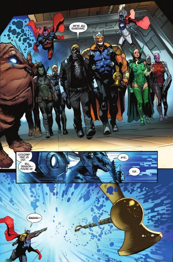 GUARDIANS OF THE GALAXY #6 - Dealing With Hype & Expectations 2