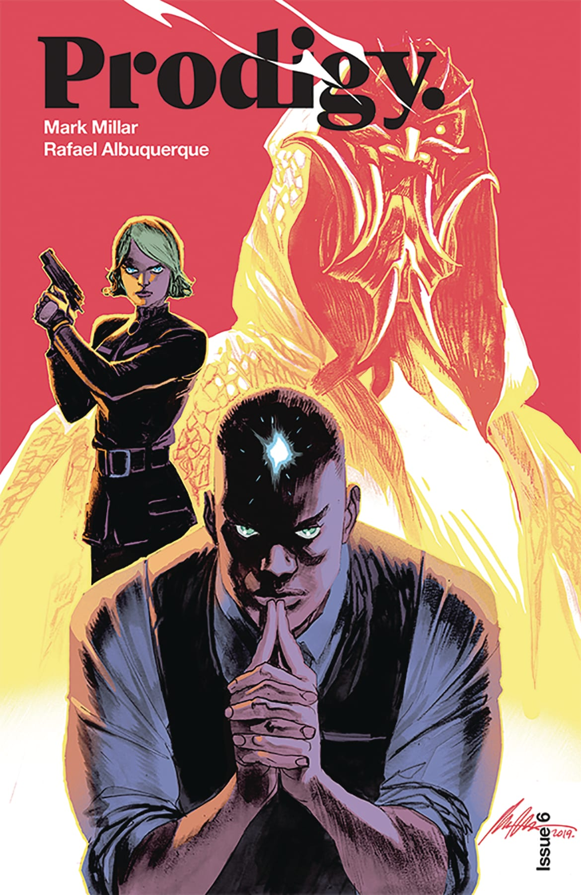 PRODIGY #6 Review: To The Man Who Can Do Everything 1
