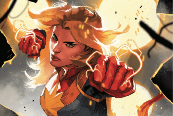 Fearless #1 Cover