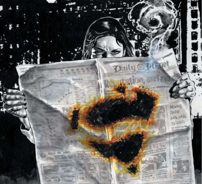 Review: Lois Lane Takes On Watergate Level Corruption In LOIS LANE #1 1