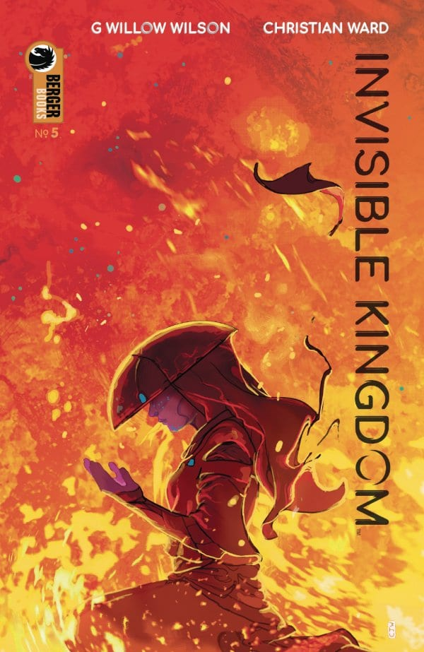 INVISIBLE KINGDOM #5 Ends On An Exceptional High