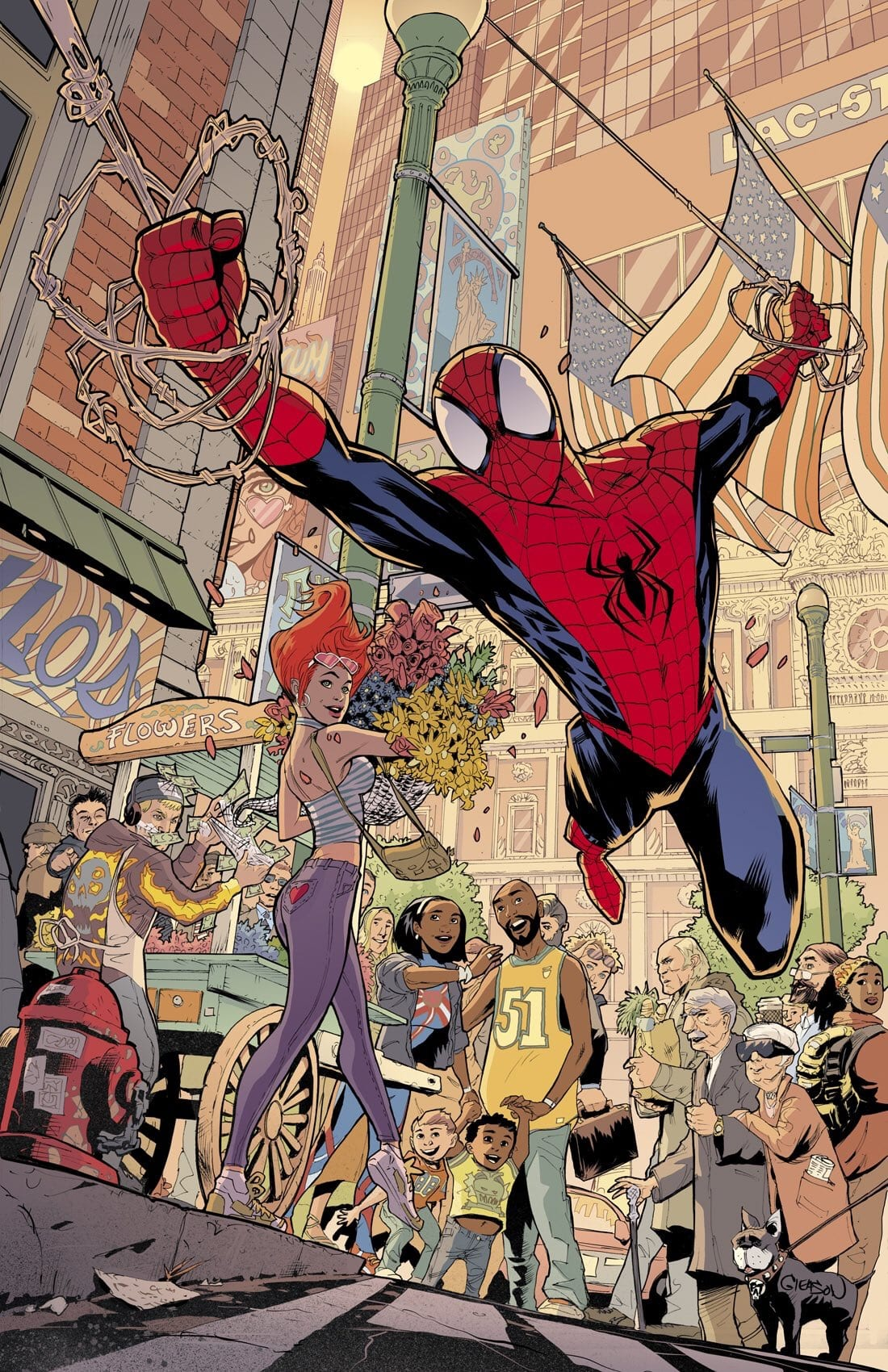 AMAZING SPIDER-MAN #25 - Spencer & Ottley Year 2 1