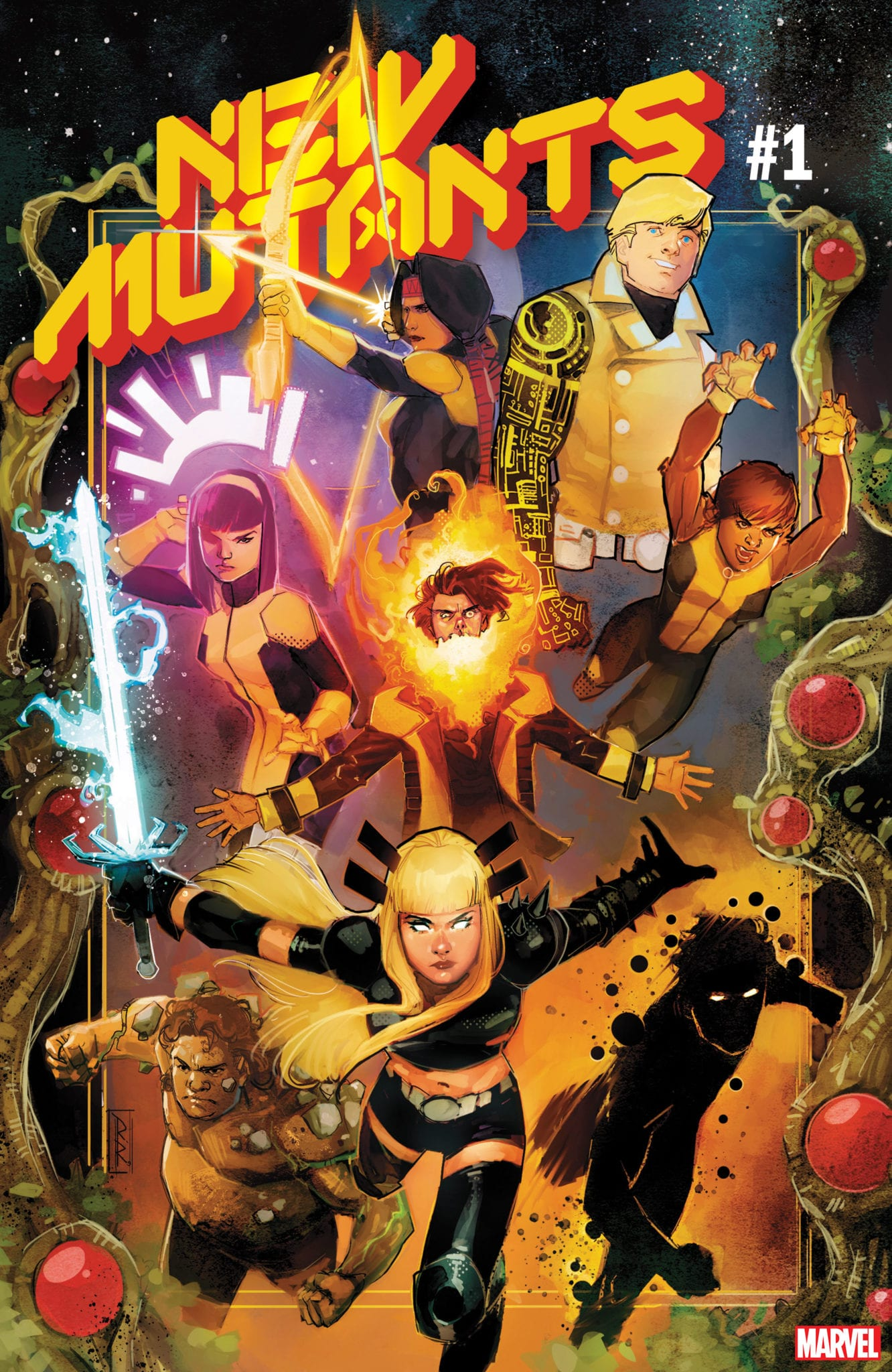 Hickman's X-MEN Relaunch: Six Tittles Coming Out This Fall