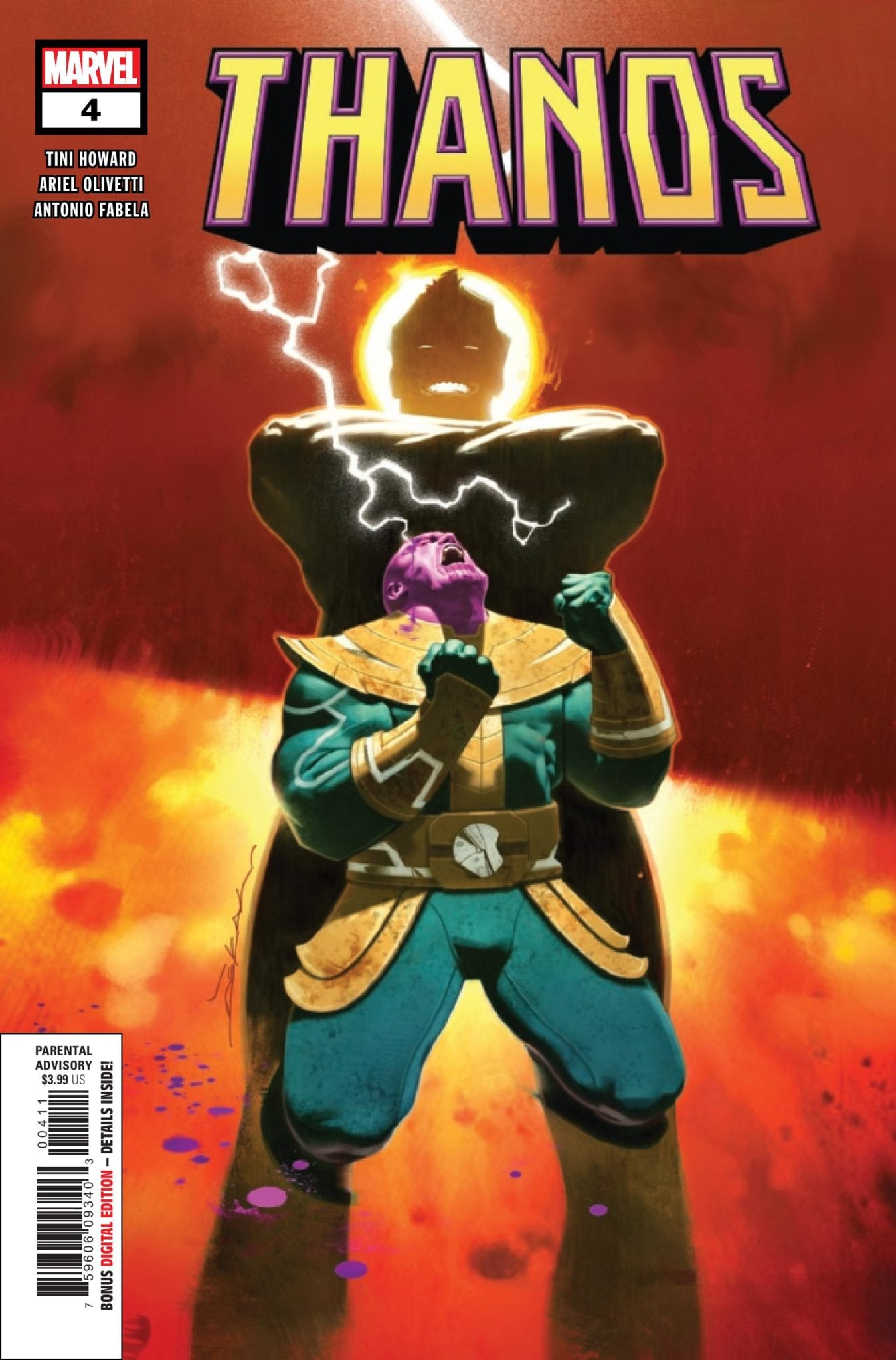 Marvel Comics Preview: THANOS #4 (OF 6) 1