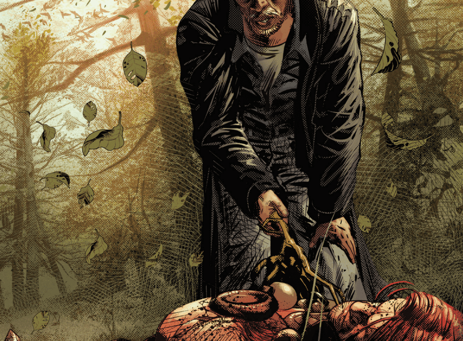 Review: BERSERKER UNBOUND #1 - Bloody Heads Will Roll (And Arms And Legs...) 5