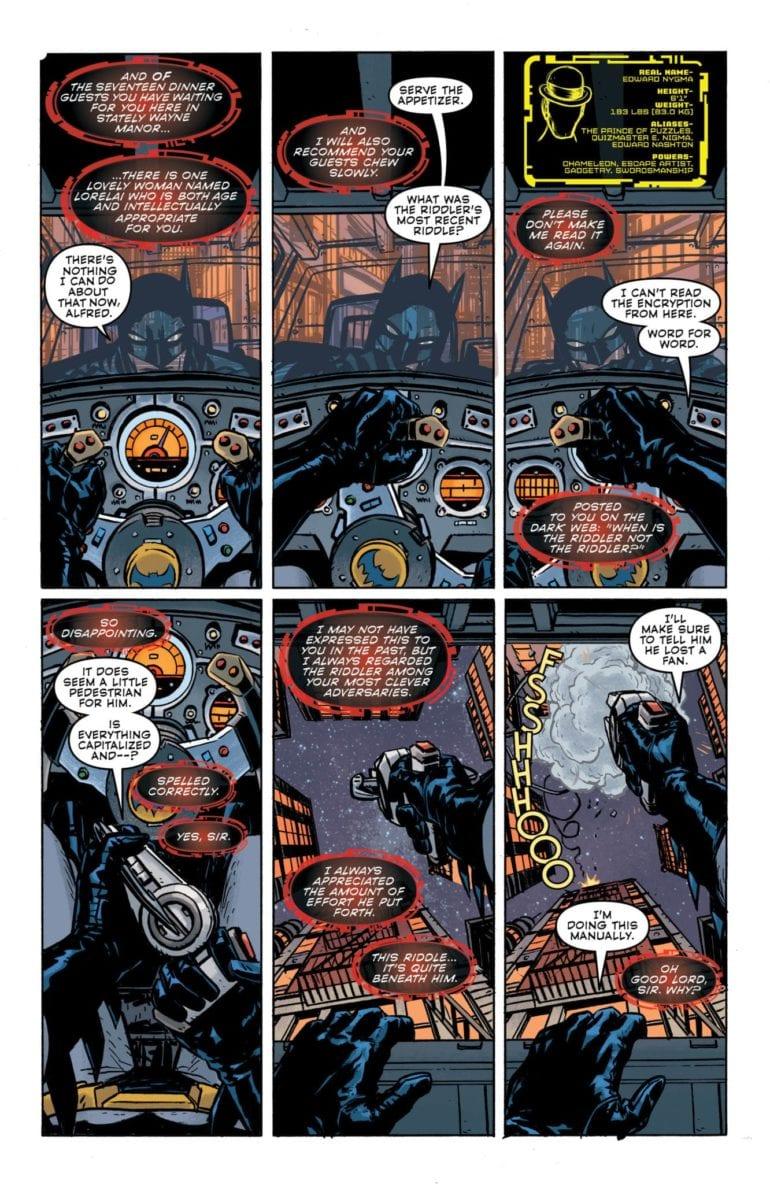 Batman Universe 1 p1
