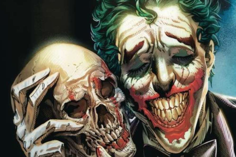 The Joker Gets Two New Comics In October
