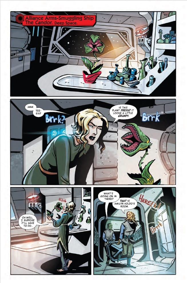 Star Wars Age of Resistance Special Pg 13