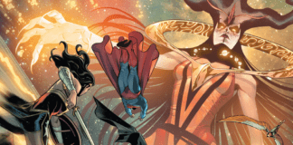 Justice League #27 Apex Predator Review