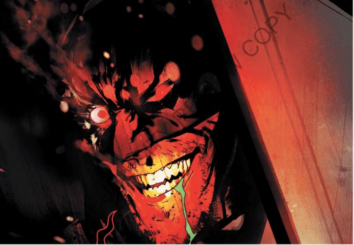 Batman Who Laughed #7
