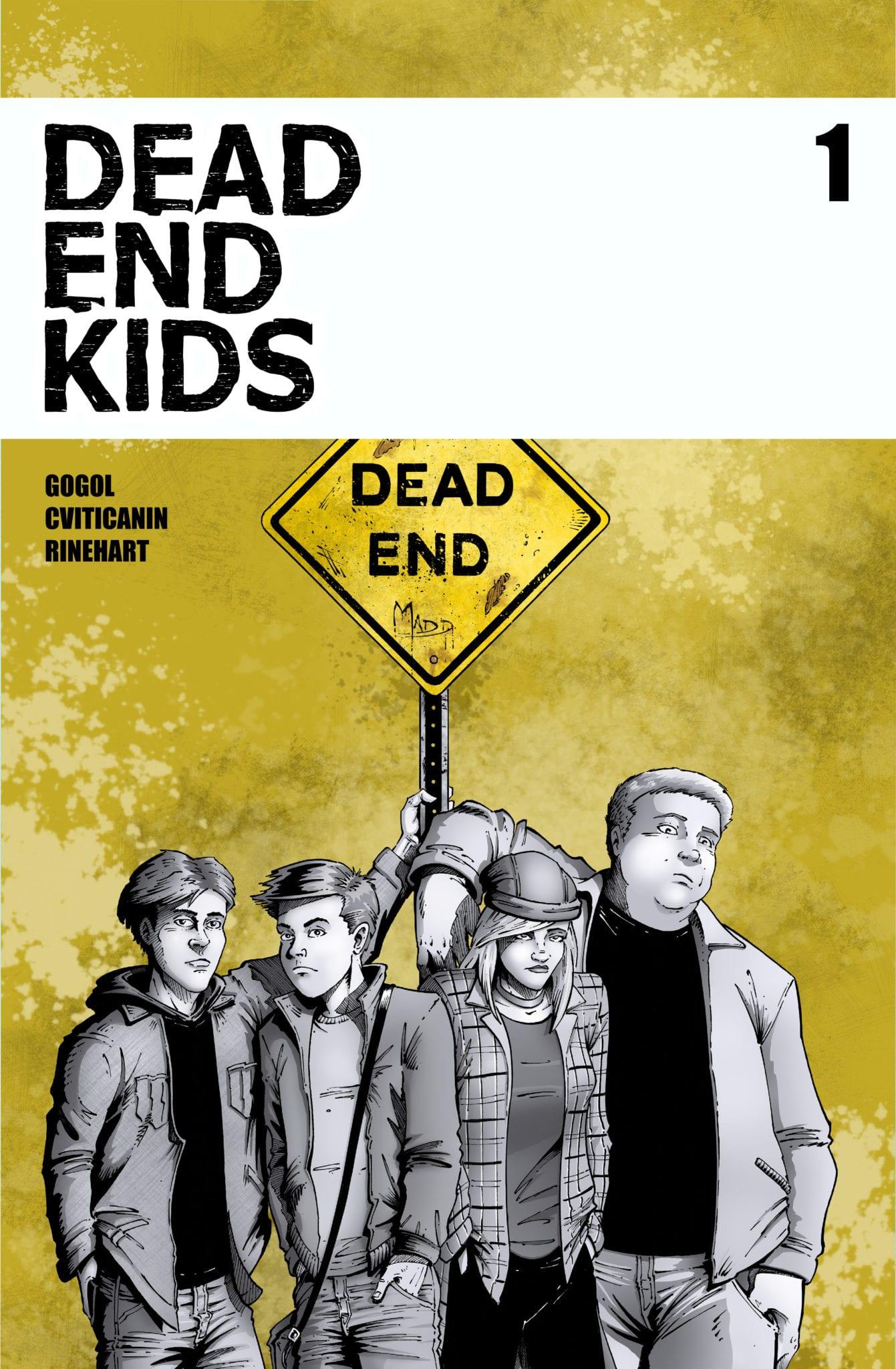 Dead End Kids #1 Cover