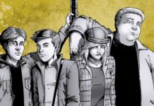 Dead End Kids #1 Review