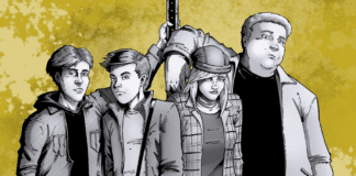 Dead End Kids #1 Review