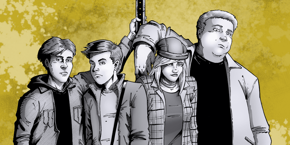 Review: DEAD END KIDS #1 Is A Somber Murder Mystery