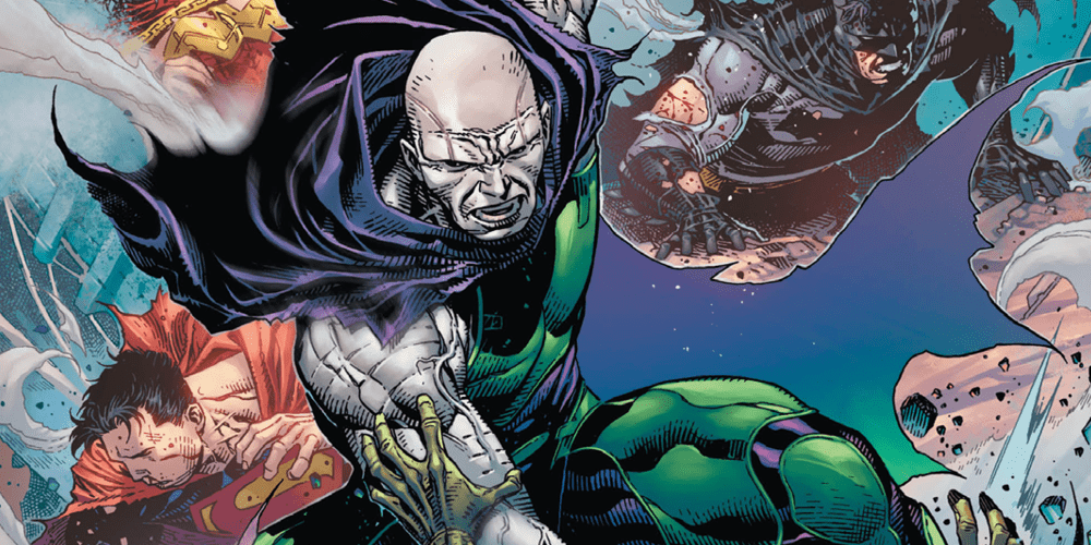 Review: JUSTICE LEAGUE #28 and the Evolution of Lex Luthor