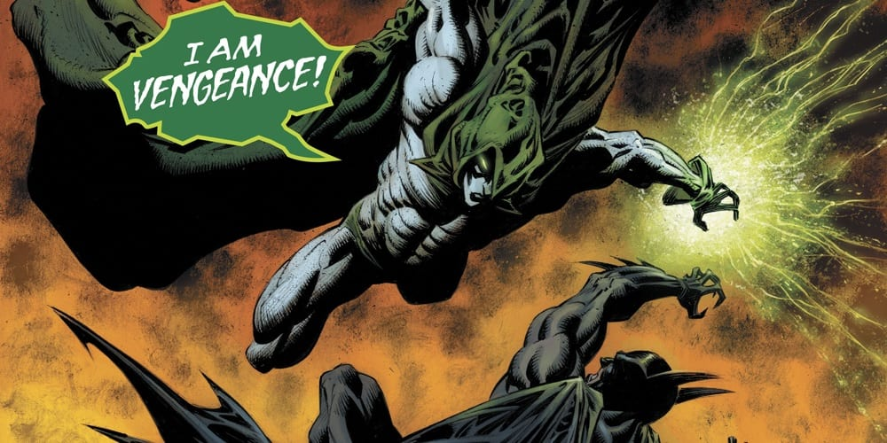Review: Can Batman & The Spectre Keep it Together in DETECTIVE COMICS #1007?