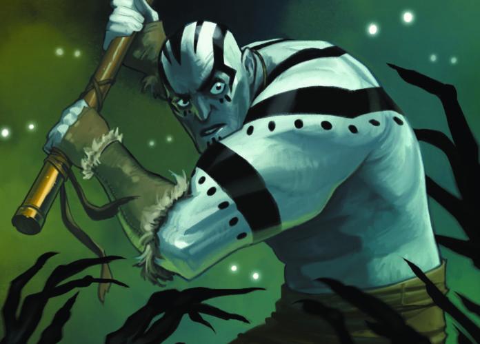 Critical Role: Vox Machina Origins II #1 cover art