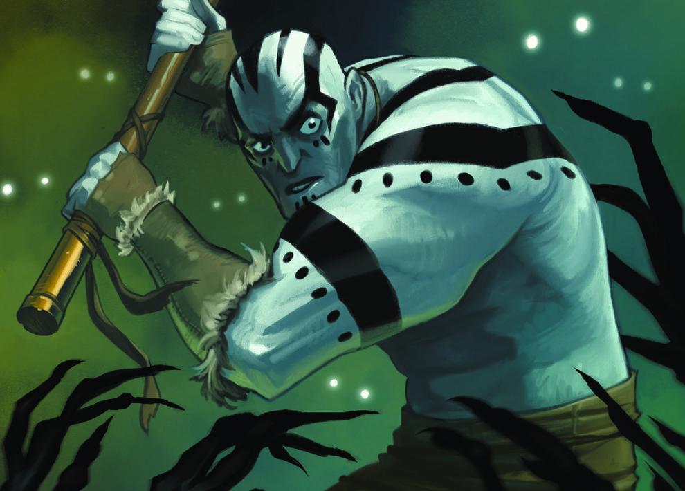 Review: CRITICAL ROLE: VOX MACHINA ORIGINS II #1 Brings The Web Series To Comics 1