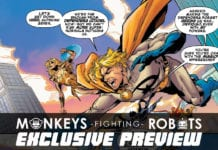 Exclusive Marvel Comics Preview- SECRET WARPS ARACHKNIGHT ANNUAL #1