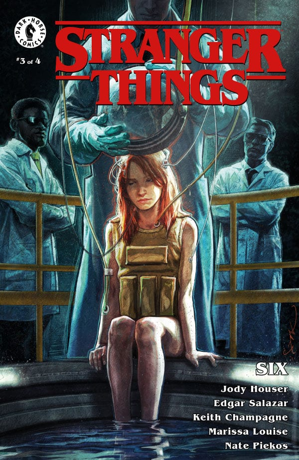 Stranger Things SIX #3