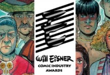 2019 Will Eisner Award Winners - The Complete List