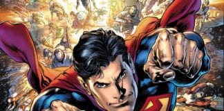 SUPERMAN #13 cover art 2019