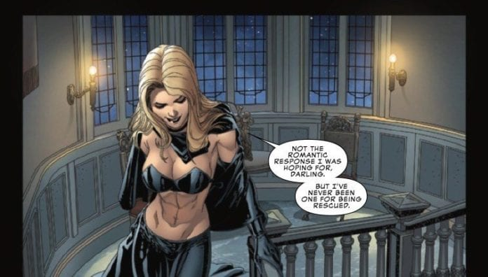 UNCANNY X-MEN #21 - Black Queen Operates In Grey Area 1