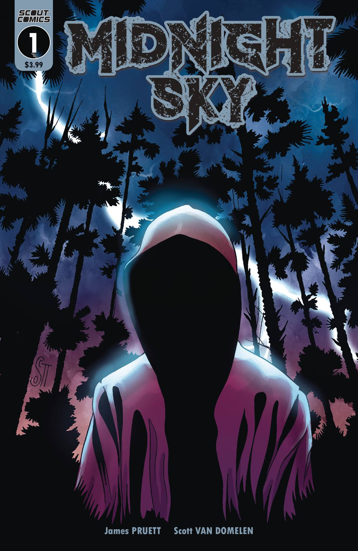 Advance Review: MIDNIGHT SKY #1 Creates An Intriguing Mystery And A Frightening World 1